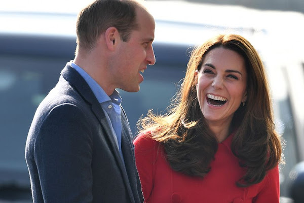 41fbb48a7bd8c Why Prince William and Kate Middleton's surprise trip to Northern Ireland  was kept secret
