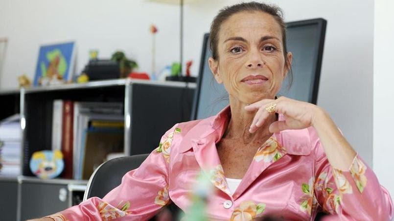 Agnès Saal a été contrainte à démissionner de son poste de présidente de l'INA