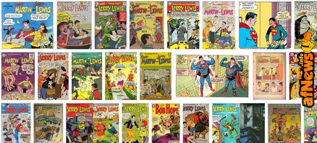 Addio Jerry Lewis, dalle imitazioni all'incontro con Dean Martin, passando per il fumetto, è stato uno dei più grandi showman del Novecento