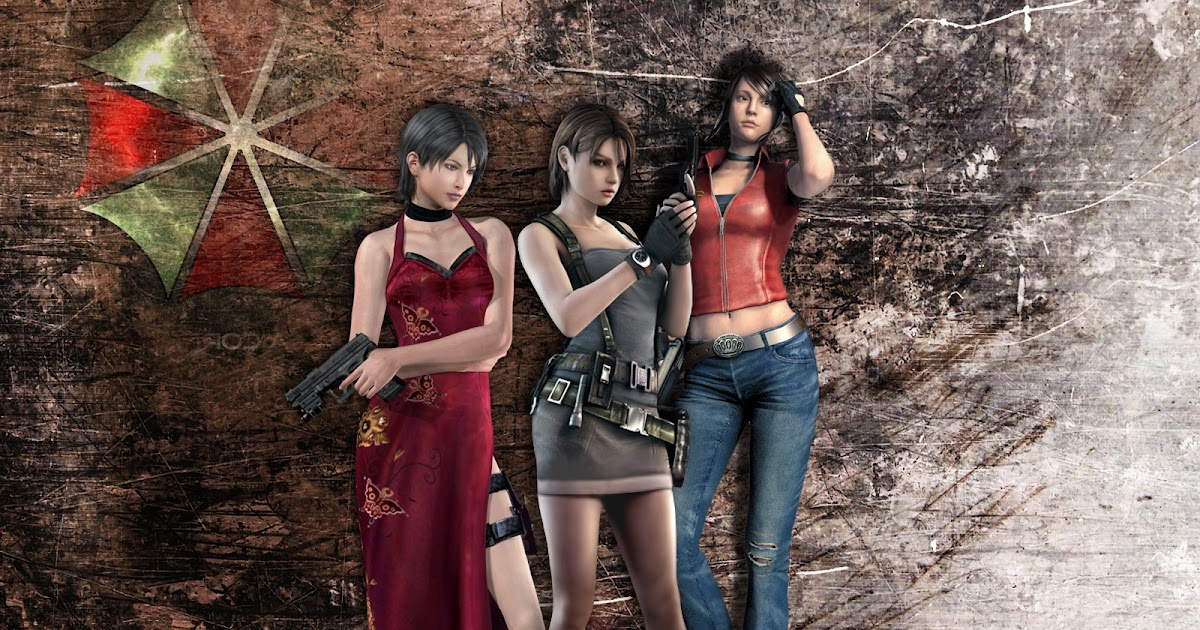 Resident Evil 2 Remake Claire Schoolgirl Japan Version