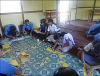 Workshop in N. E. Academy, Sadia