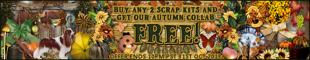 Scrap Friday With A Giveaway And New Kits!