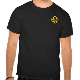 Kingdom of Jerusalem Shirt shirt