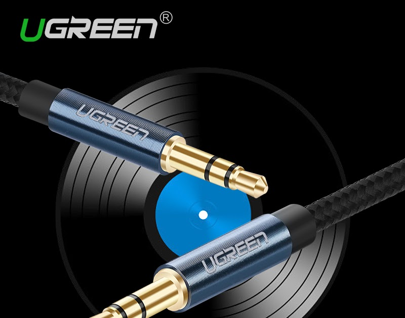 Cheapest Ugreen New Aux Cable 3 5mm To 3 5 Mm Jack Audio