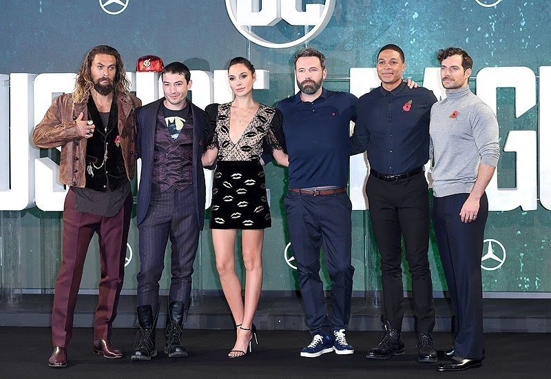 Watch The Justice League Red Carpet World Premiere Live