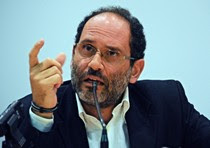 Il procuratore aggiunto di Palermo Antonio Ingroia