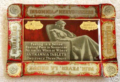 antikamnia tablets