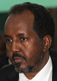 Somalia President Hassan Sheikh Mahamud was elected by parliament on September 10, 2012. He will be faced with the task of forming a new transitional government in the Horn of Africa state. by Pan-African News Wire File Photos