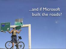 E se Microsoft costruisse le strade?