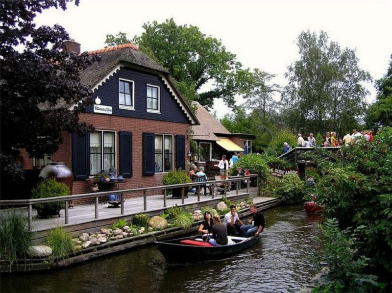 Giethoorn, a Veneza rural da Holanda 09