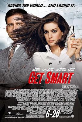 Get Smart Teaser Movie Poster