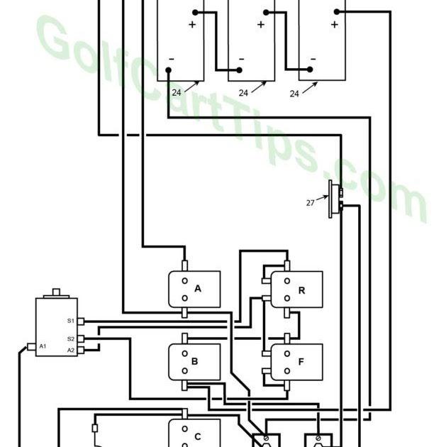 Harley Davidson Golf Cart Wiring Diagram | schematic and ...
