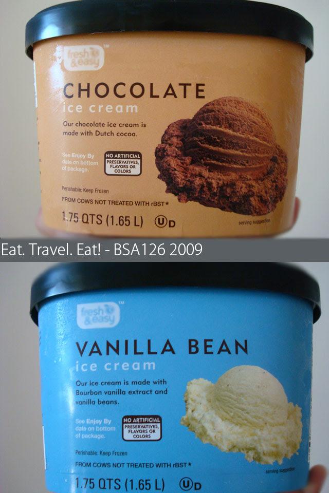 Fresh and Easy Ice Cream