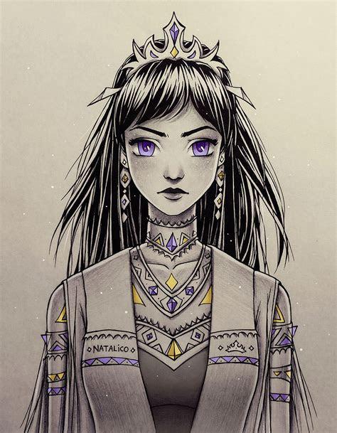 queen  natalico  deviantart