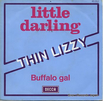 THIN LIZZY little darling