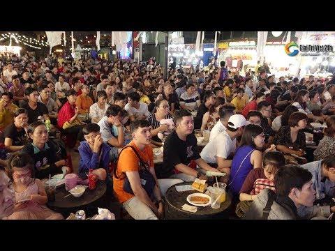 """Hơn 1.000 khán giả đến tham gia Đêm Halloween hóa trang """"ma kinh dị"""" của đoàn lô tô Sài Gòn Tân Thời"""