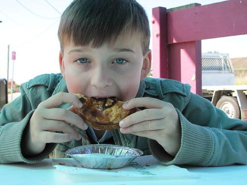 Trial Bay Goal & Fredo's Pies