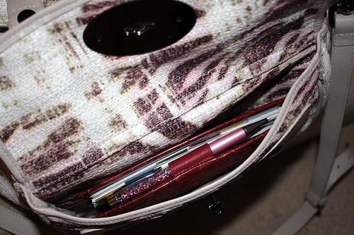 Mulberry Alexa Hobo 09 with filofax