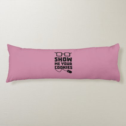 Show me your Cookies Zx363 Body Pillow