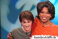 Daniel Radcliffe, Emma Watson and Rupert Grint on The Oprah Winfrey Show