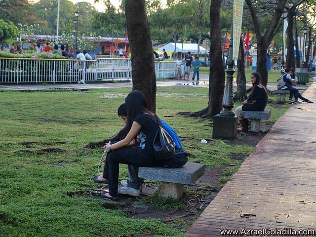 Some scenes n Luneta park shot by my Olympus E520