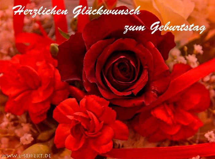 Zum Geburtstag Rosen Wünsche Zur Geburtstag