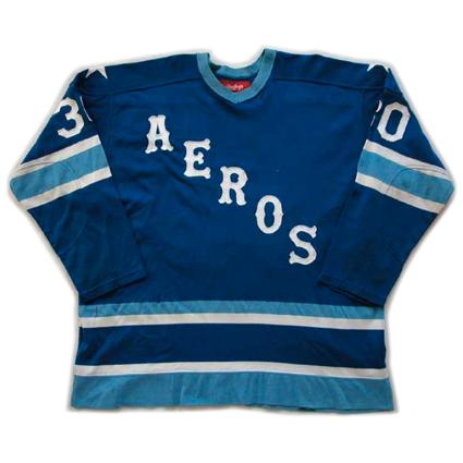 Houston Aeros 74-75 jersey