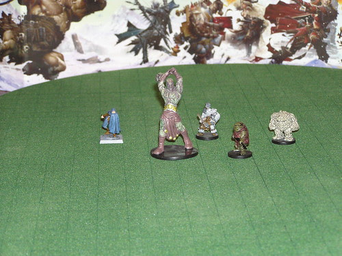 Gameboard 09 - Minis