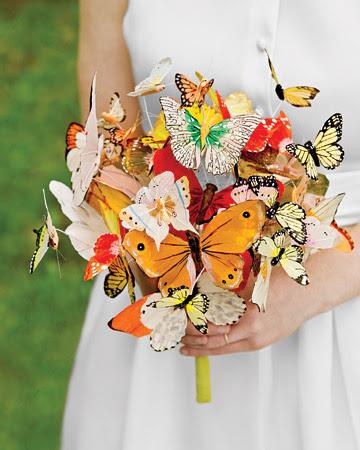 Butterfly Bouquet. Photo by Justin Bernhaut