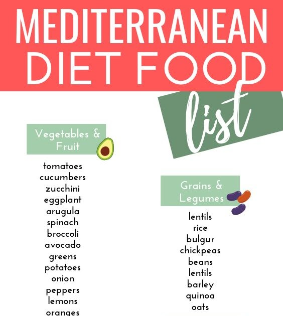 30 Mediterranean Diet Recipes That Take 30 Minutes Or Less