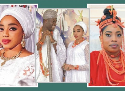 Image result for Olori Wuraola's grandma begs Ooni of Ife to forgive