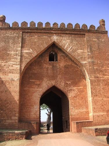 Bidar - Fort