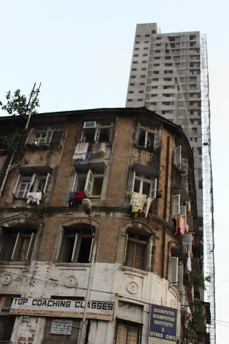 Mumbai.. Where Old Is Demolished To Make Way For The Rich Mans Dreams by firoze shakir photographerno1