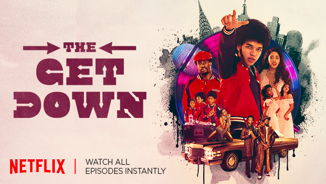 The Get Down NEtflix recenzja