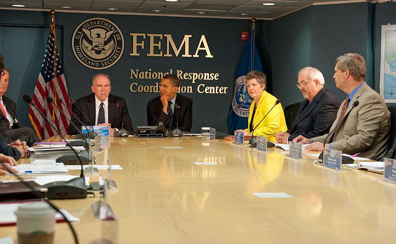 Barack-Obama-At-FEMA-Public-Domain