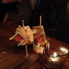 Dim Sum on a Stick at Haute Dish