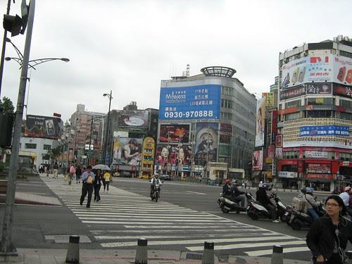 Random pic of Taipei streets 2