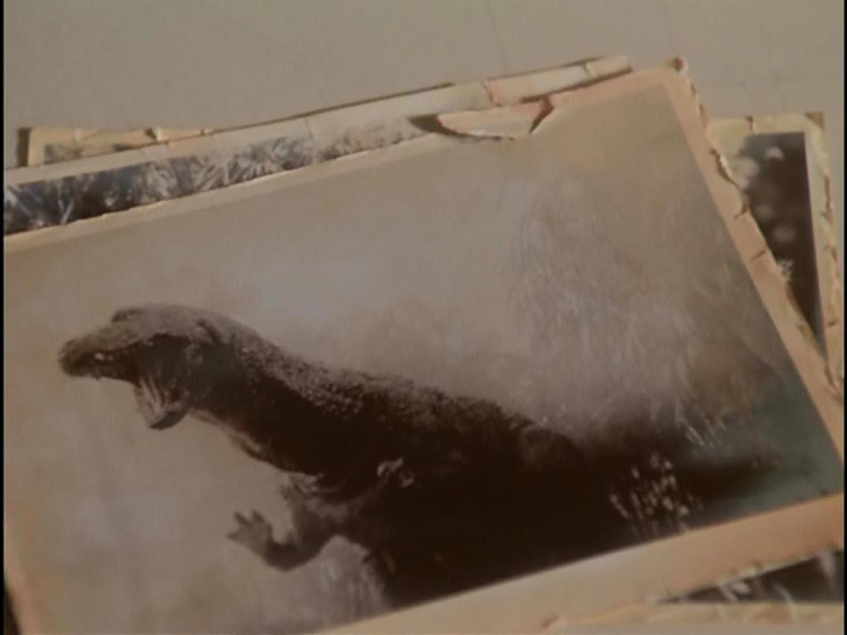 Godzilla, the way he used to be