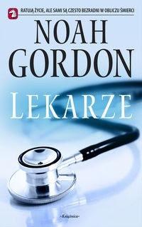 Okładka książki Lekarze
