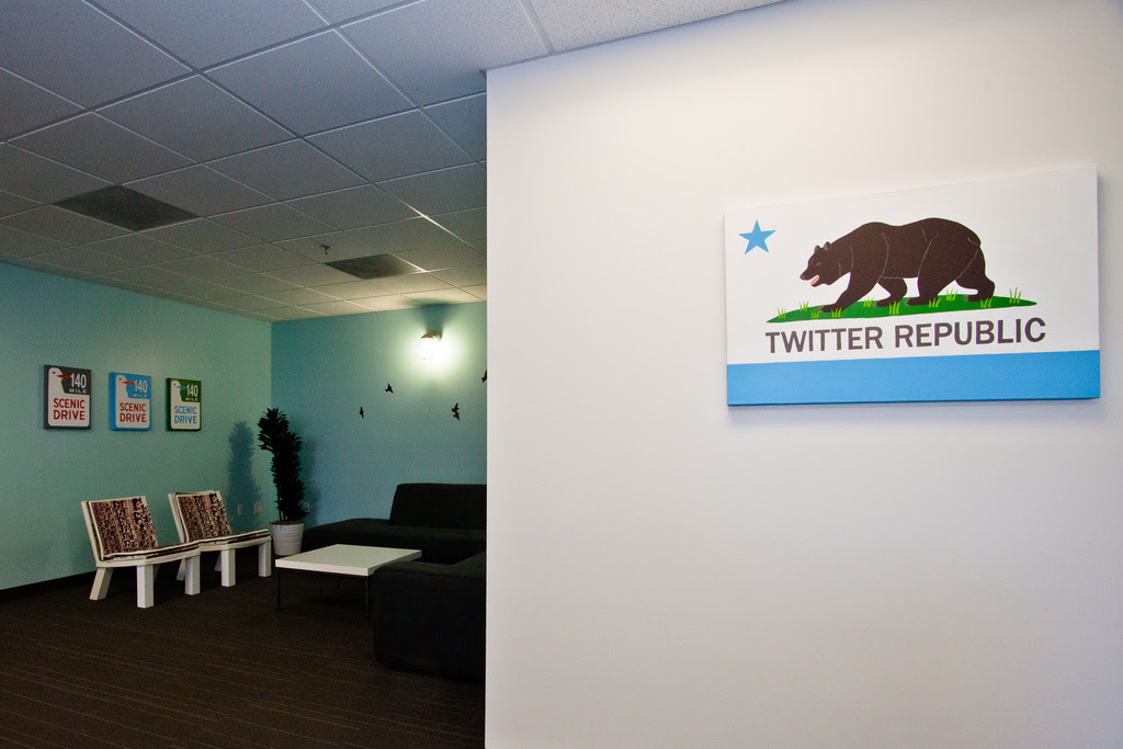 Twitter Is Growing And So Is Its Office [