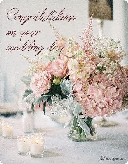 Best 25  Congratulations message for wedding ideas on