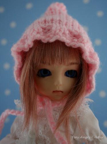 Pink Pixie Hat