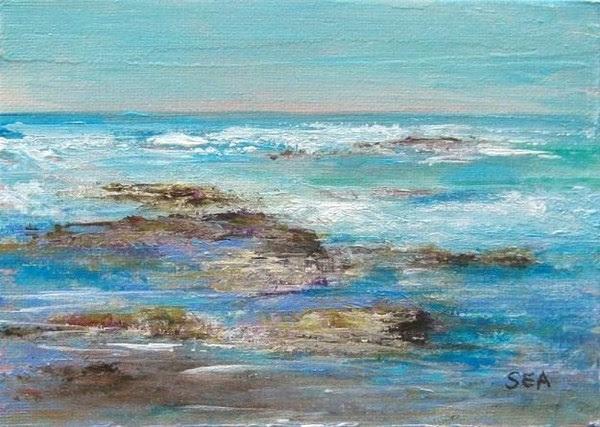 Violet Sea - 12039