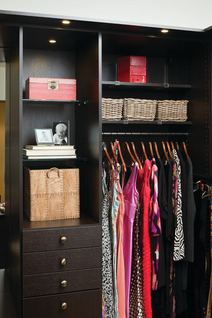 traditional closet by California Closets