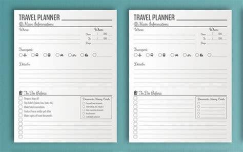 10  Useful Itineraries Templates (Wedding, Traveling