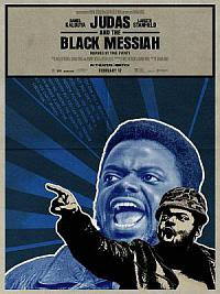 affiche sortie dvd judas and the black messiah