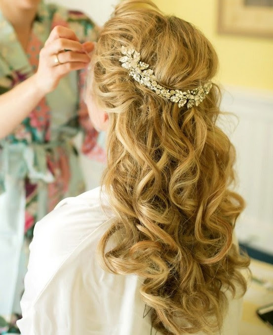 Long Wedding Hairstyles 2015 ThinkStylz - Women Hairstyle 2016