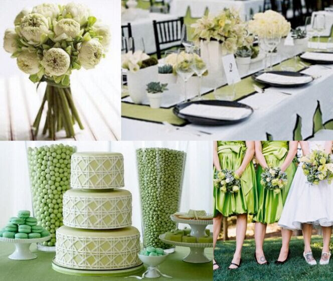 16 Most Refreshing And Trendy Spring Wedding Colors Everafterguide
