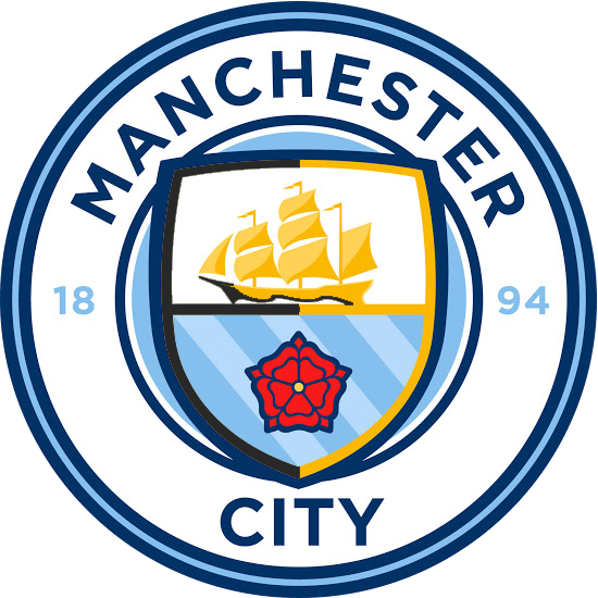 Manchester City F.C.'s new crest : cutouts