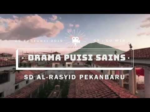 DRAMA PUISI SAINS BY SAINS CLUB SD ALRASYID PEKANBARU